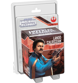 Fantasy Flight Games Star Wars Imperial Assault: Lando Calrissian Ally Pack
