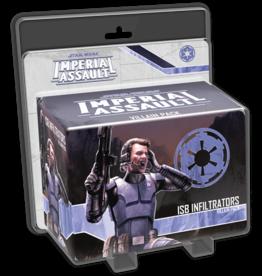 Fantasy Flight Games Star Wars Imperial Assault: ISB Infiltrators Villain Pack