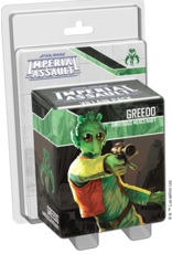 Fantasy Flight Games Star Wars Imperial Assault: Greedo Villain Pack