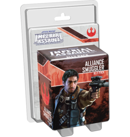 Fantasy Flight Games Star Wars Imperial Assault: Alliance Smuggler Ally Pack