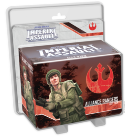 Fantasy Flight Games Star Wars Imperial Assault: Alliance Rangers Ally Pack