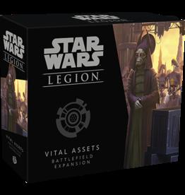 Fantasy Flight Games Star Wars Legion: Vital Assets Battlefield Expansion
