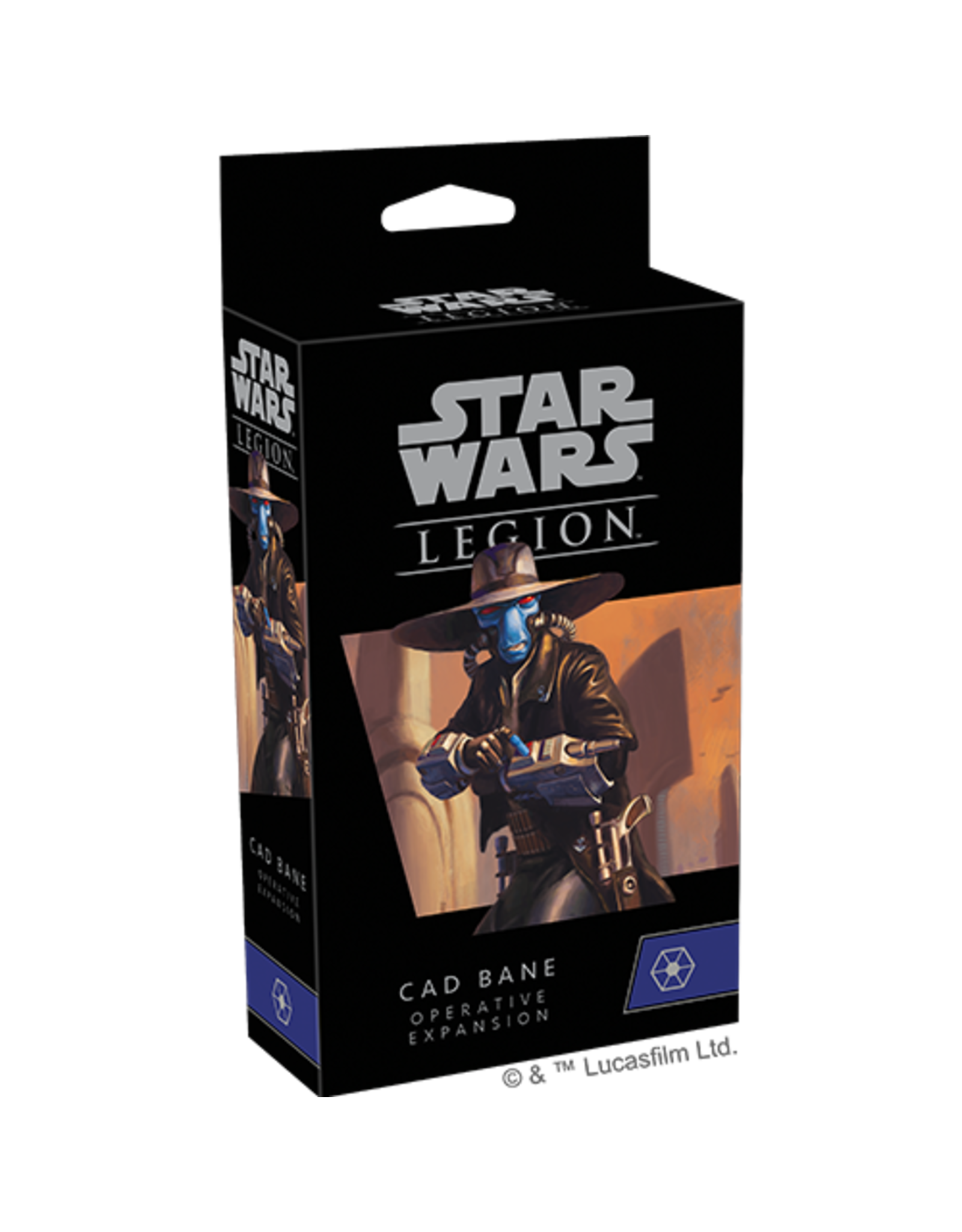 Fantasy Flight Games Star Wars Legion: Cad Bane Operative Expansion