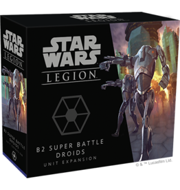 Fantasy Flight Games Star Wars Legion: B2 Super Battle Droids Unit Expansions