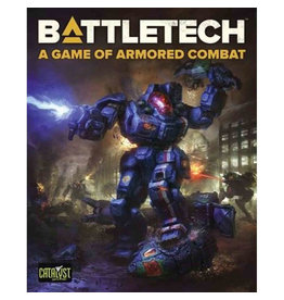 Catalyst Game Labs Battletech: A Game of Armored Combat