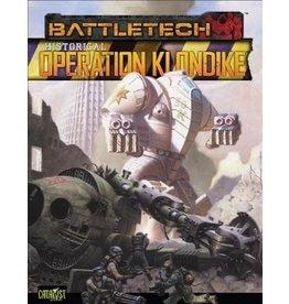 Catalyst Game Labs BattleTech: Operation Klondike