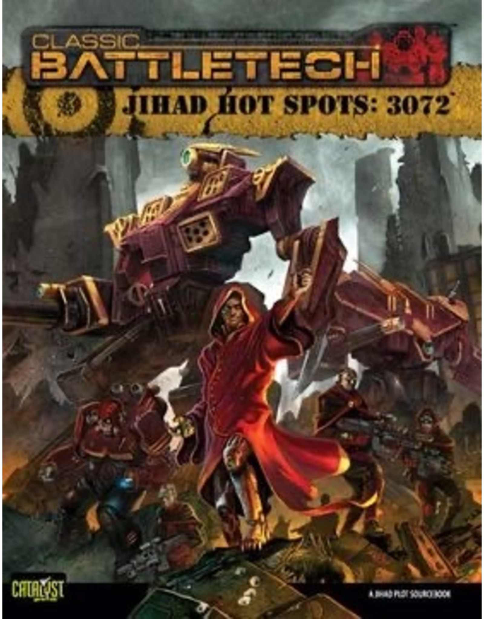 Catalyst Game Labs BattleTech: Jihad Hotspots