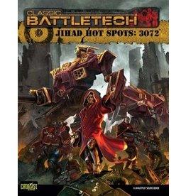 Catalyst Game Labs BattleTech: Jihad Hot Spots 3072
