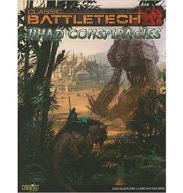Catalyst Game Labs BattleTech: Jihad Conspiracies