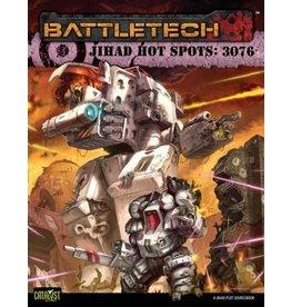 Catalyst Game Labs BattleTech: Jihad Hot Spots 3076