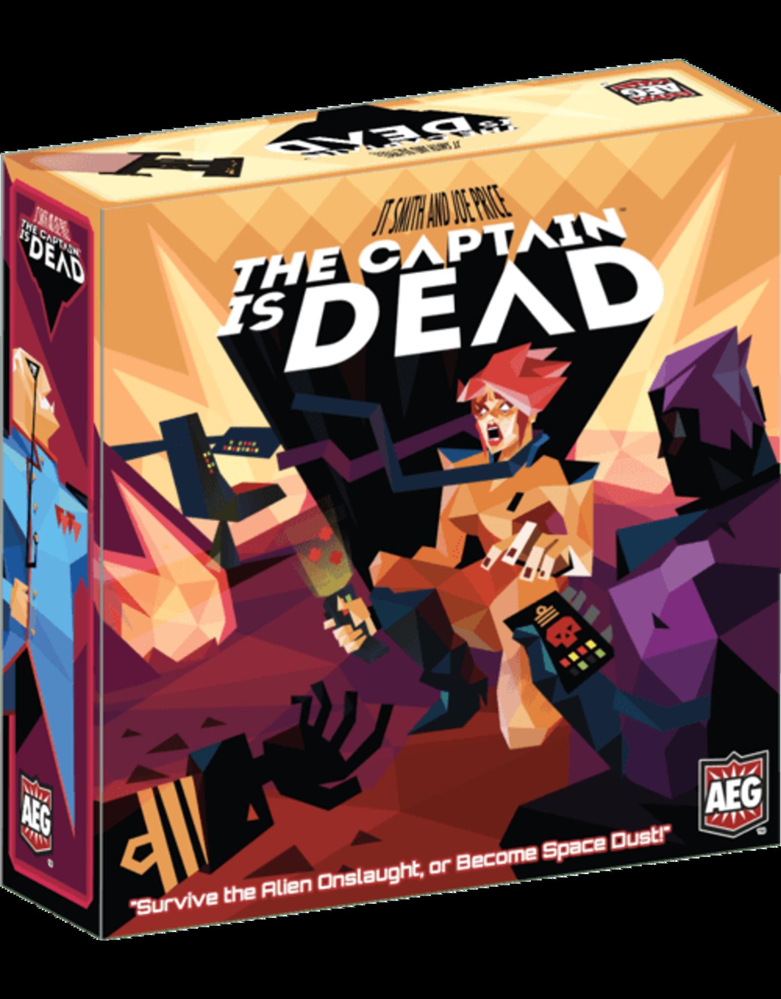 AEG The Captain is Dead: Episode 1