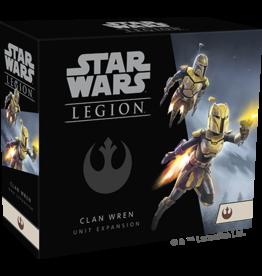 Fantasy Flight Games Star Wars Legion: Clan Wren Unit Expansion