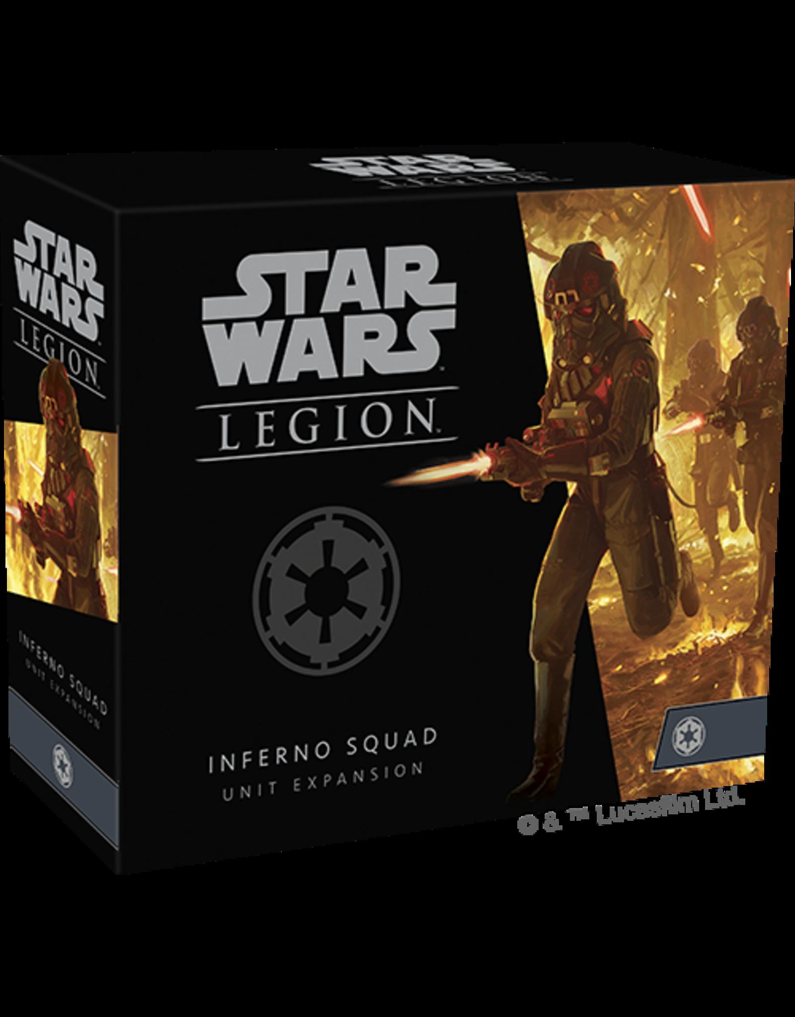 Fantasy Flight Games Star Wars Legion: Inferno Squad Unit Expansion