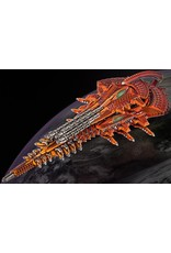 Hawk Wargames Dropfleet Commander: Shaltari Diamond/Platinum Battleship