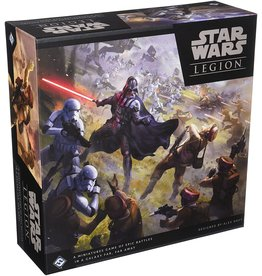 Fantasy Flight Games Star Wars Legion: Imperial/Rebel Core Set
