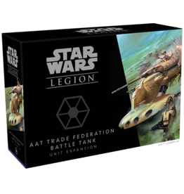 Fantasy Flight Games Star Wars Legion: AAT Trade Federation Tank Unit Expansions