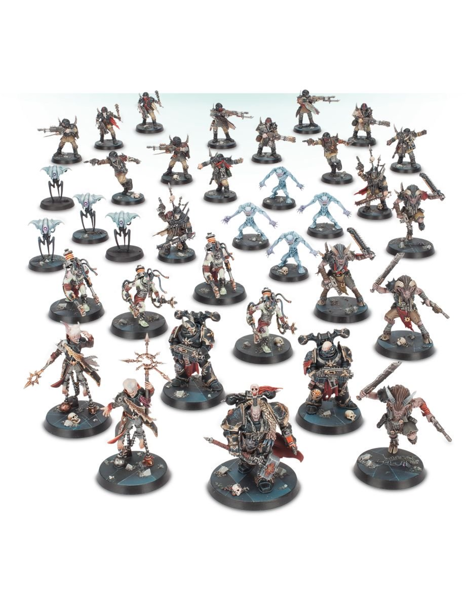 Games Workshop Blackstone Fortress