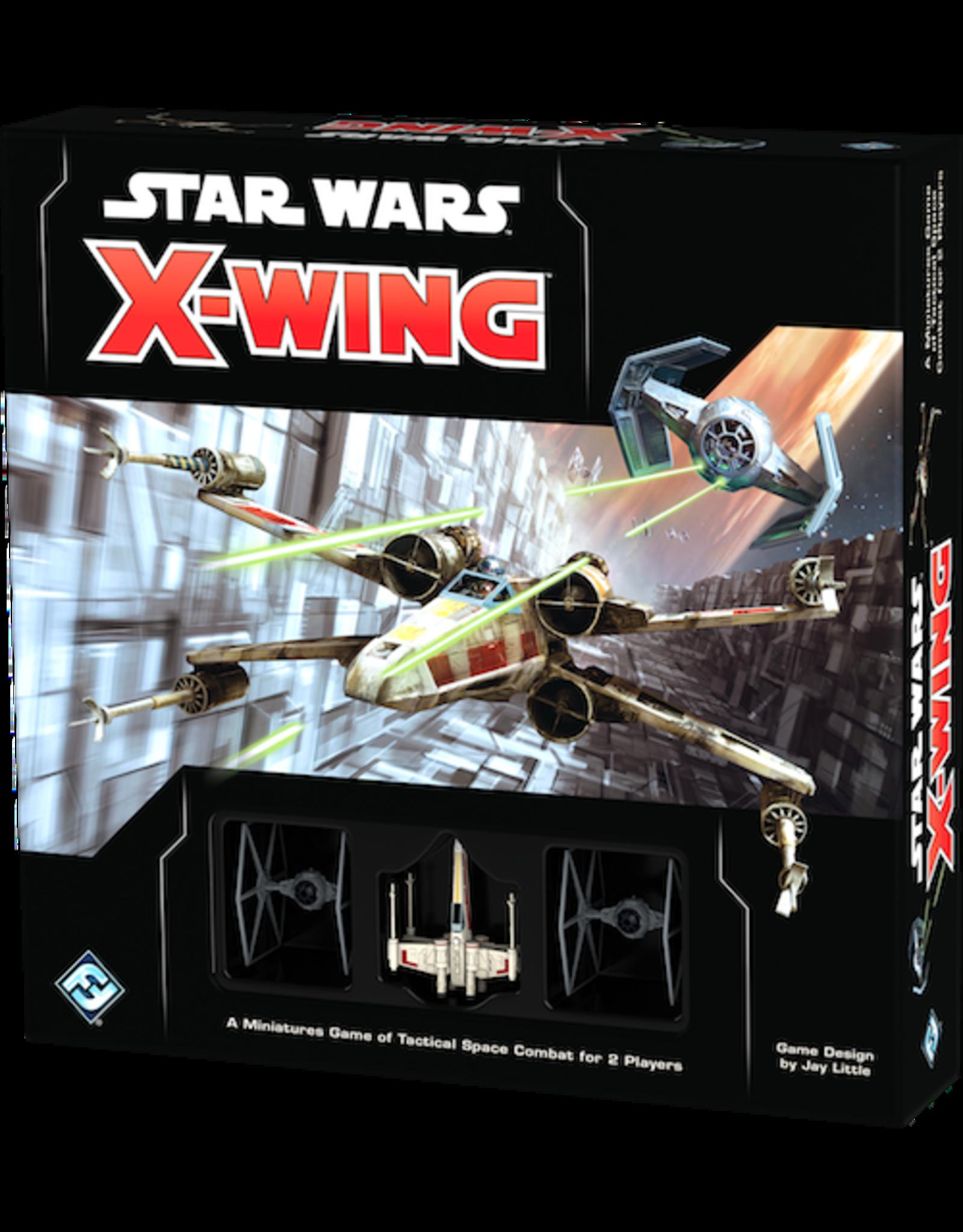 Fantasy Flight Games Star Wars X-Wing: Core Set 2nd ed