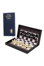 John Hansen Deluxe Magnetic Travel Chess Set
