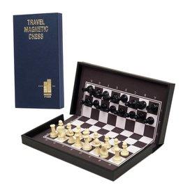 John Hansen Compact Magnetic Travel Chess Set