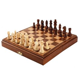 "John Hansen 8"" Magnetic Folding Chess Set"