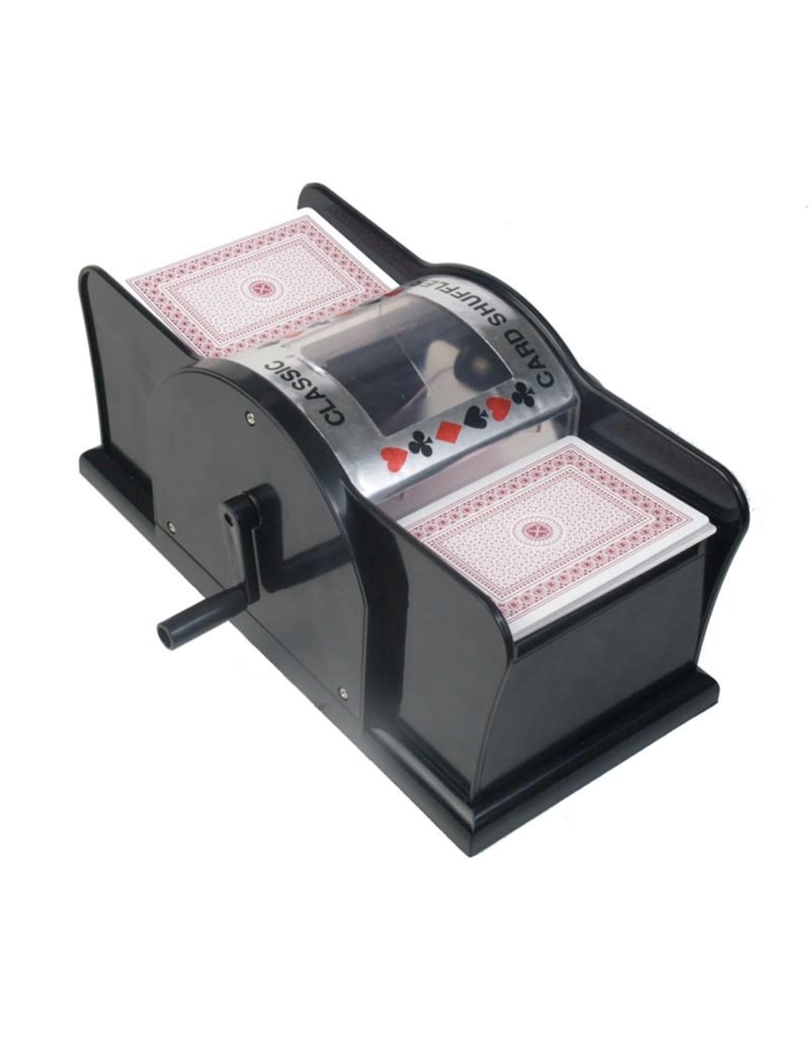 John Hansen Manual Card Shuffler