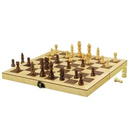 John Hansen Folding Wood Chess Boards
