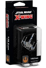 Fantasy Flight Games Star Wars X-Wing: T-70 X-Wing Expansion Pack 2nd ed