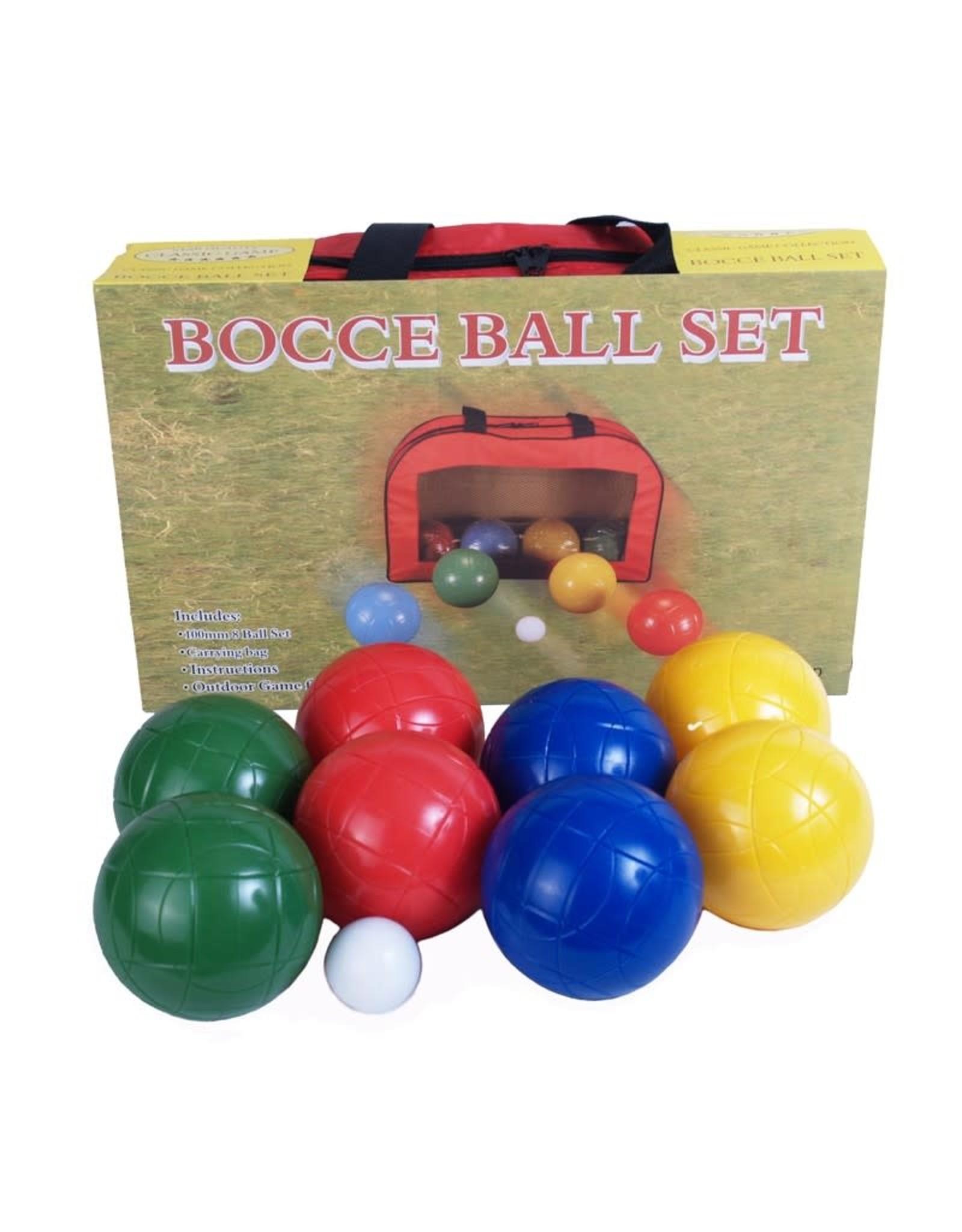 John Hansen Bocce Ball Set