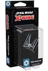 Fantasy Flight Games Star Wars X-Wing: TIE/IN Interceptor Expansion Pack 2nd ed