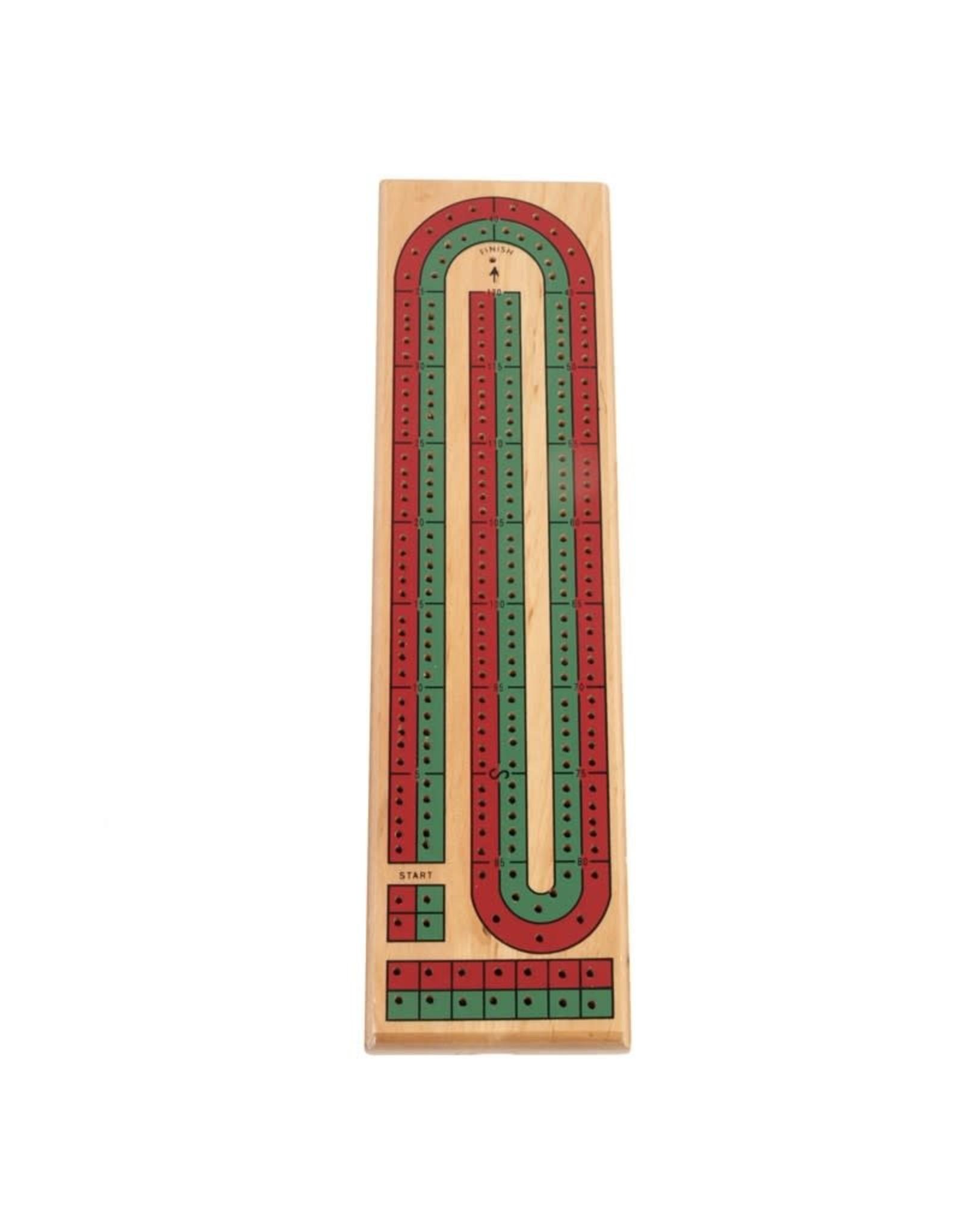John Hansen Cribbage Board