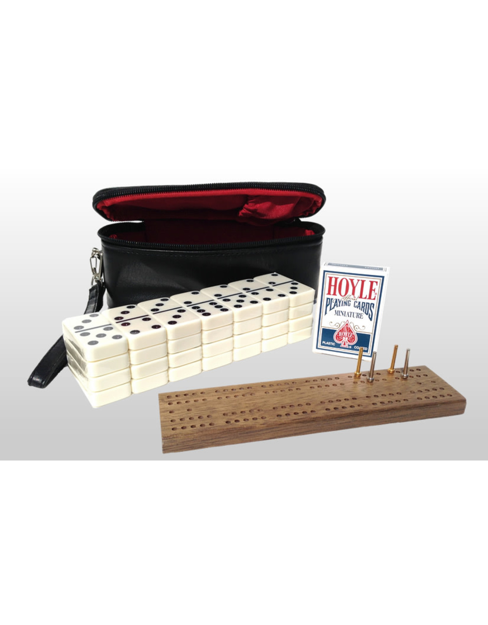 Alex Cramer Co. The Perfect Traveler Domino Set