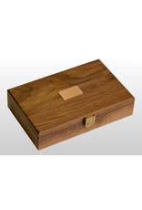 Alex Cramer Co. Cabin Club Domino Set with Walnut Box
