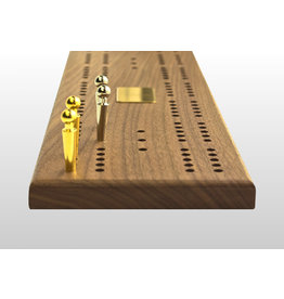 Alex Cramer Co. Club Size Cribbage Board