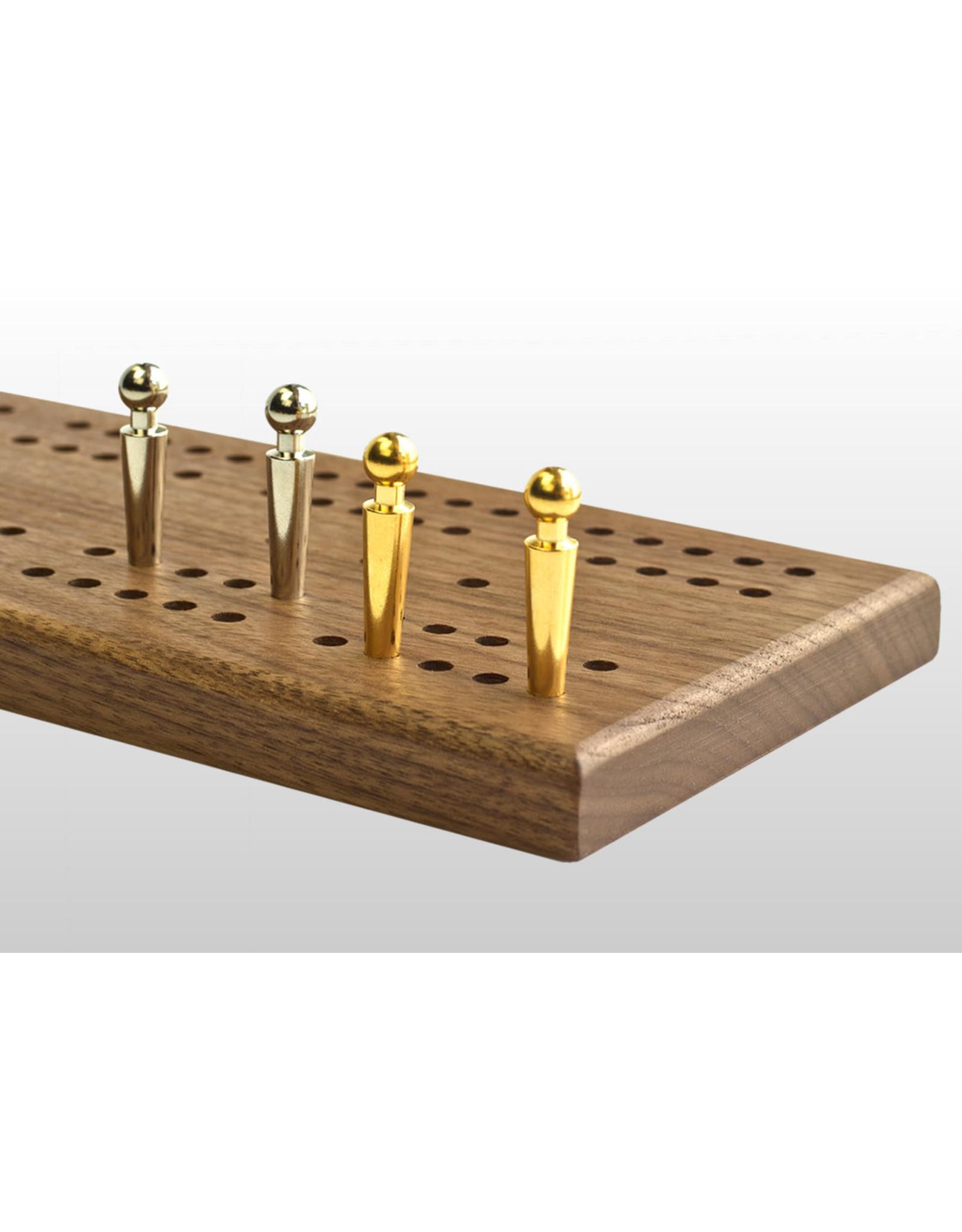 Alex Cramer Co. Club Size Cribbage Board