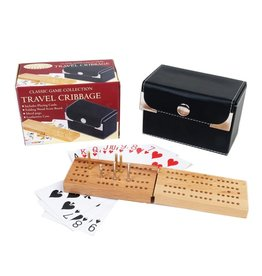 John Hansen Travel Cribbage Travel Set