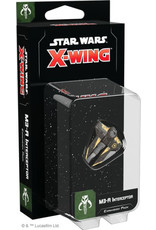 Fantasy Flight Games Star Wars X-Wing: M3-A Interceptor Expansion Pack 2nd ed