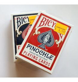 Bicycle Playing Cards Pinochle Playing Cards