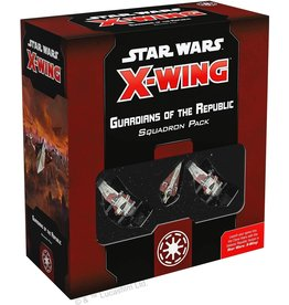 Fantasy Flight Games Star Wars X-Wing: Guardians of the Republic Expansion Pack 2nd ed