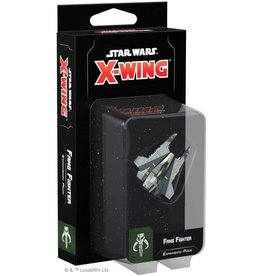 Fantasy Flight Games Star Wars X-Wing: Fang Fighter Expansion Pack 2nd ed