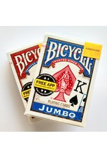 Bicycle Playing Cards Jumbo Playing Cards