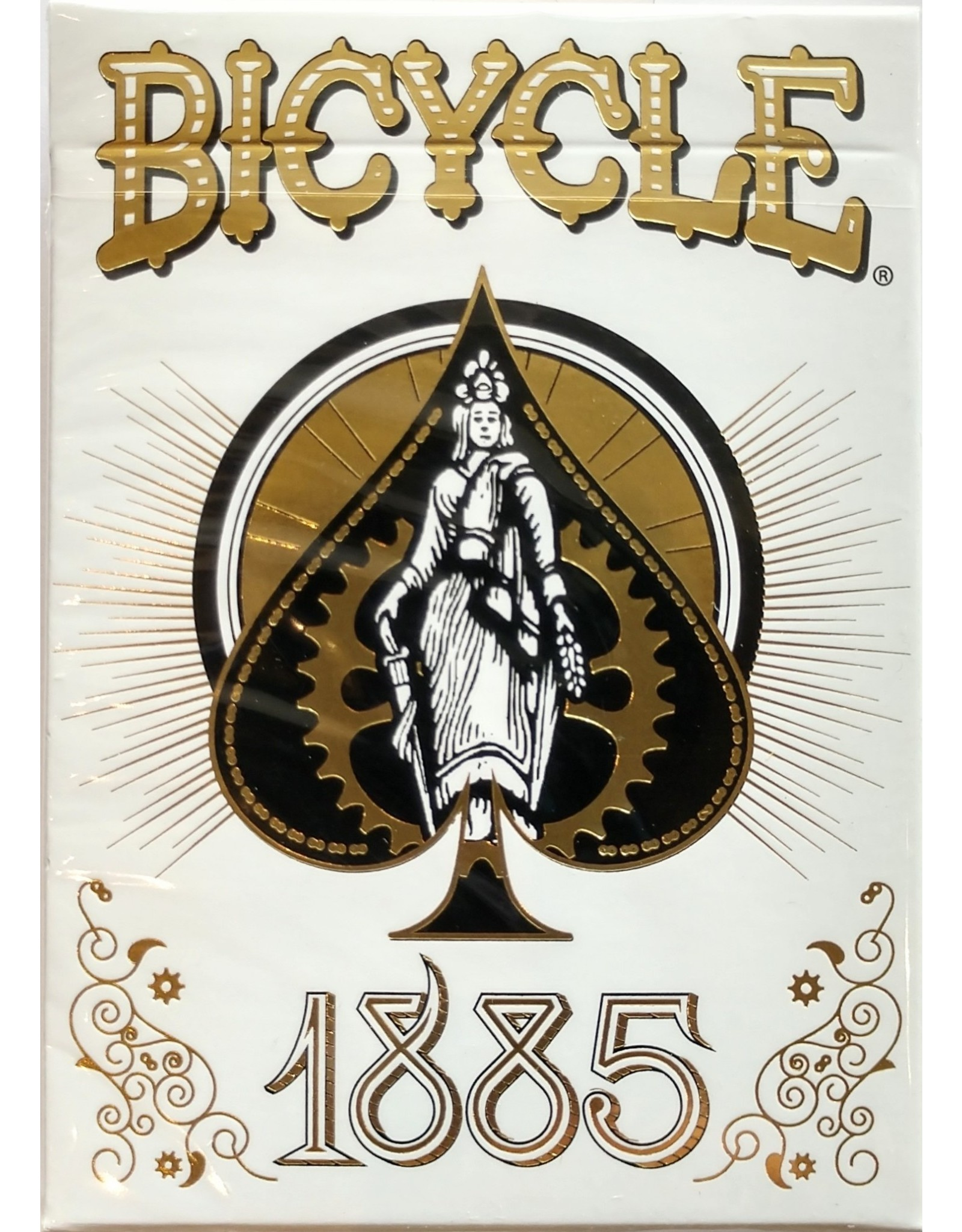 Bicycle Playing Cards Bicycle 1885 Playing Cards