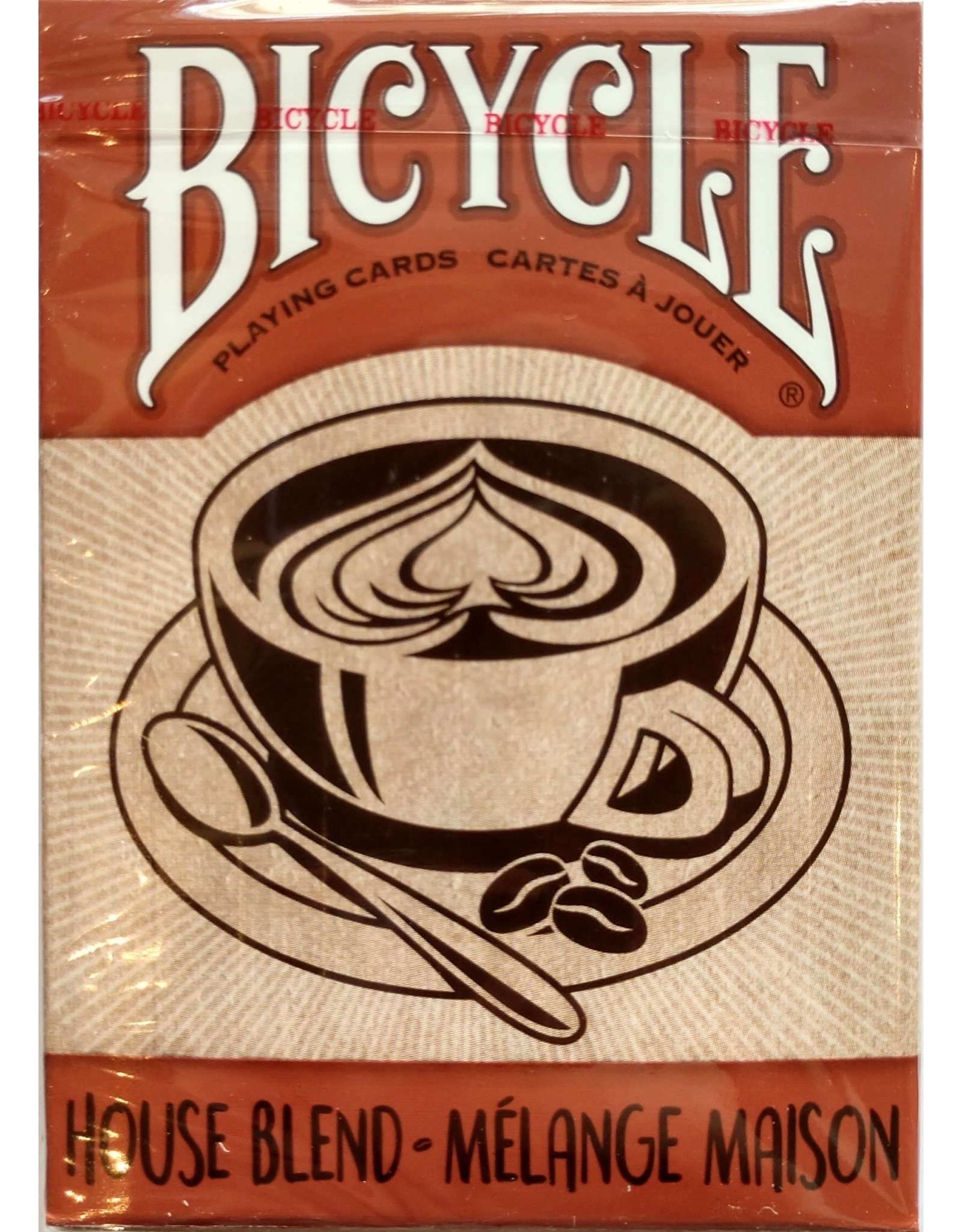Bicycle Playing Cards House Blend Playing Cards