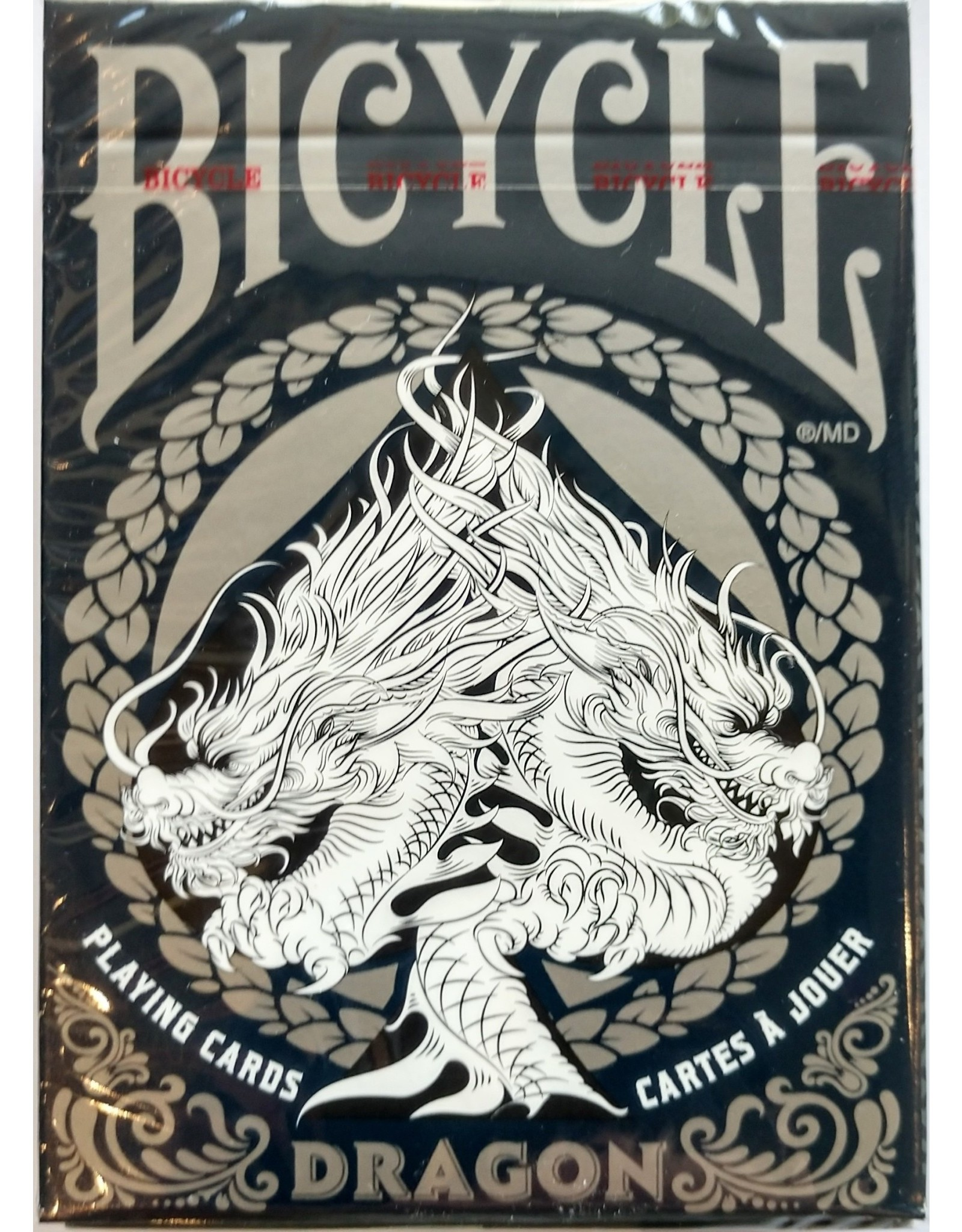 Bicycle Playing Cards Dragon Playing Cards