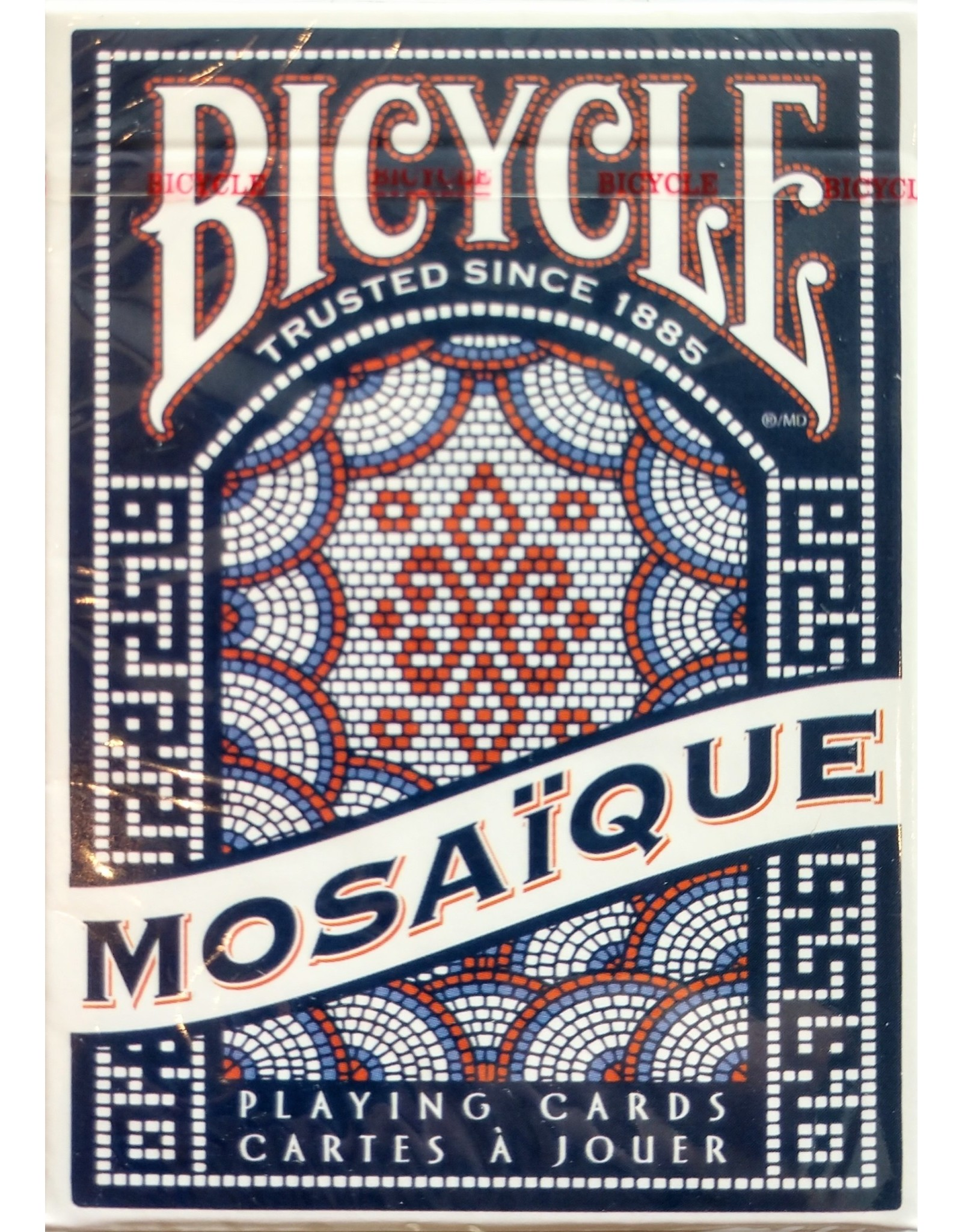 Bicycle Playing Cards Mosaique Playing Cards