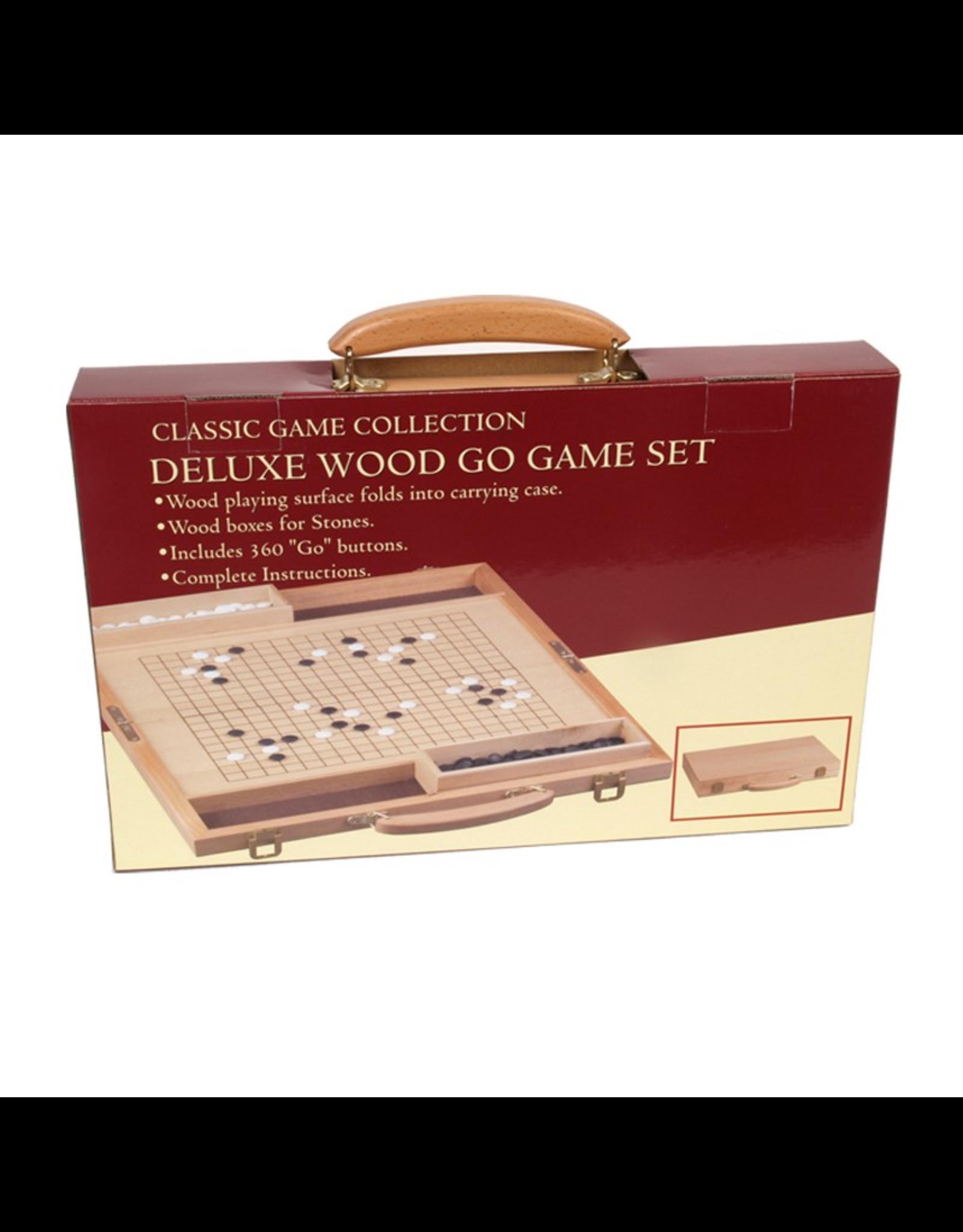 John Hansen Deluxe Wood Go Set