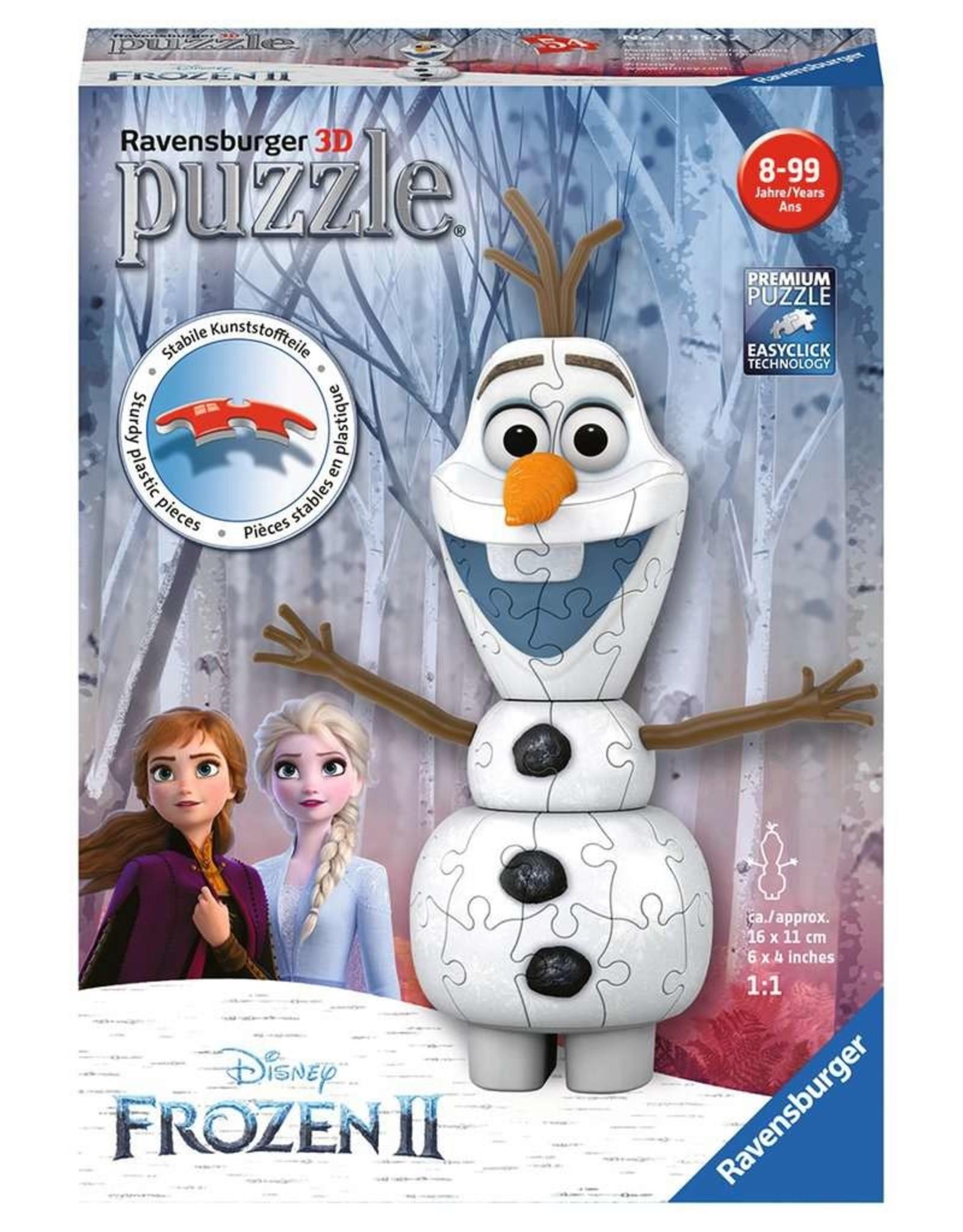 "Ravensburger Disney ""Olaf"" 3D Puzzle"