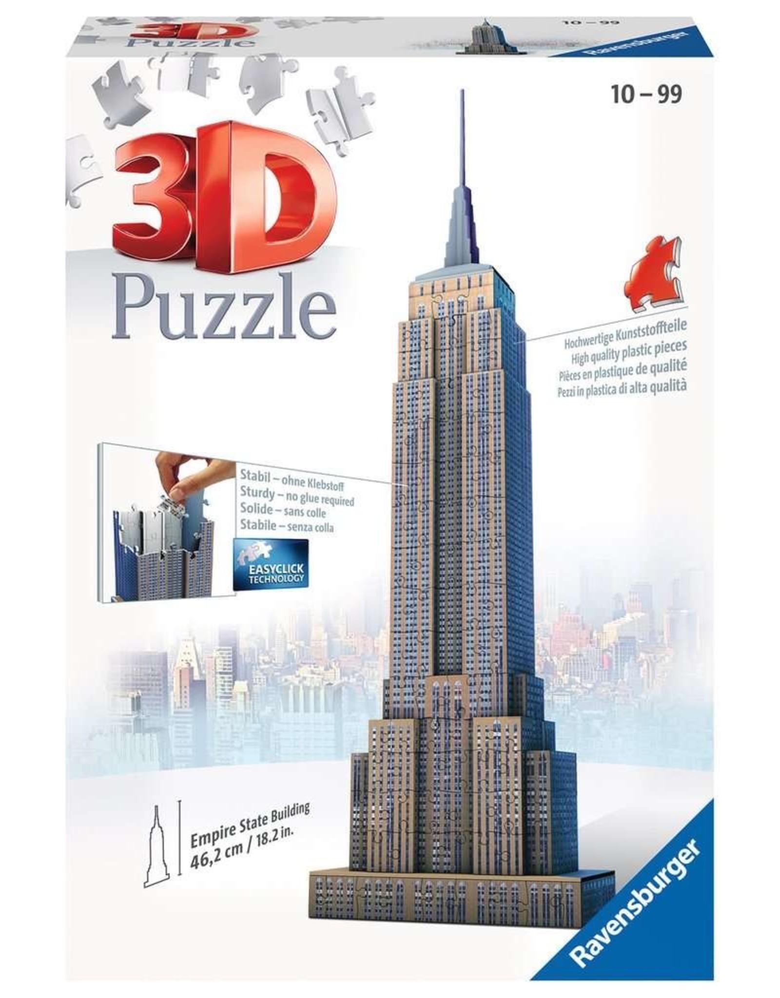 "Ravensburger ""Empire State Building"" 3D Puzzle"