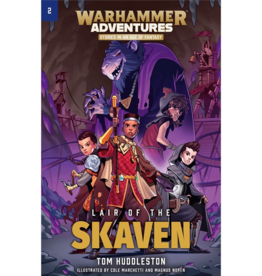 Games Workshop Warhammer Adventures: Stories in an Age of Fantasy