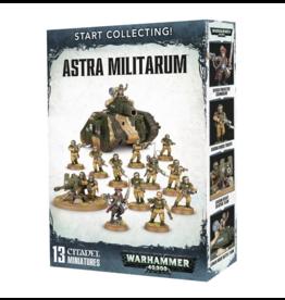 Games Workshop Start Collecting! Astra Militarum